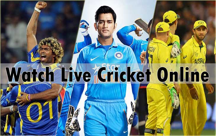 watch live cricket streaming online