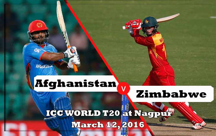 afghanistan vs zimbabwe icc t20 world cup 2016