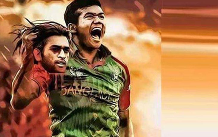 Image-of-Taskin-Ahmed-carrying-Dhoni's-severed-head