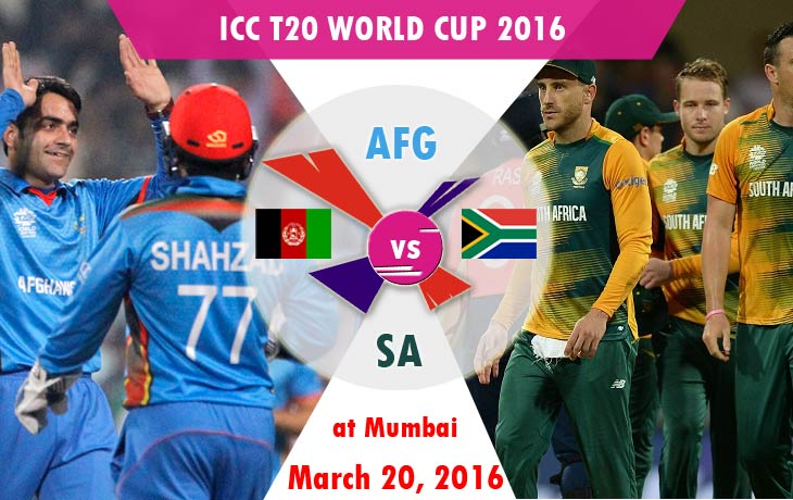 afghanistan vs southafrica icc t20 world cup 2016