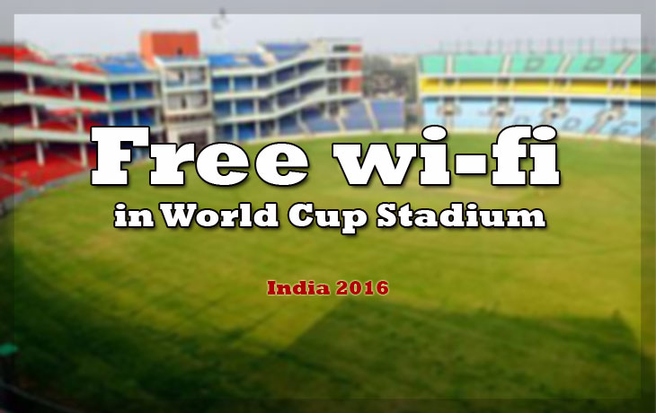 free wifi in t20 world cup