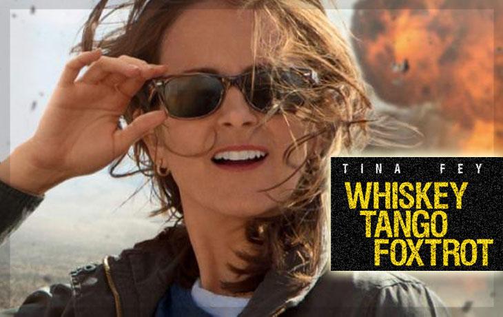whiskey tango foxtrot movie review