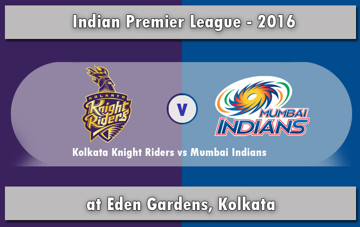 kkr vs mi ipl 2016 match 5