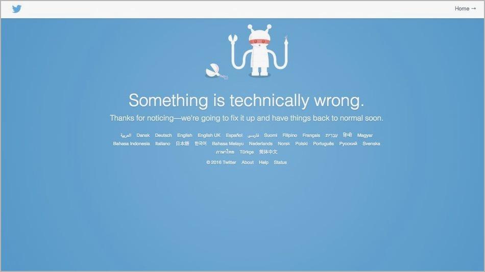 Twitter is Broken