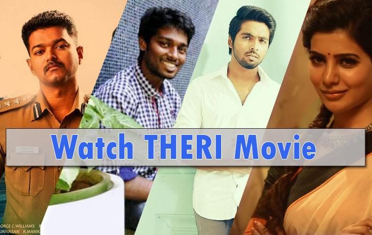 watch theri movie