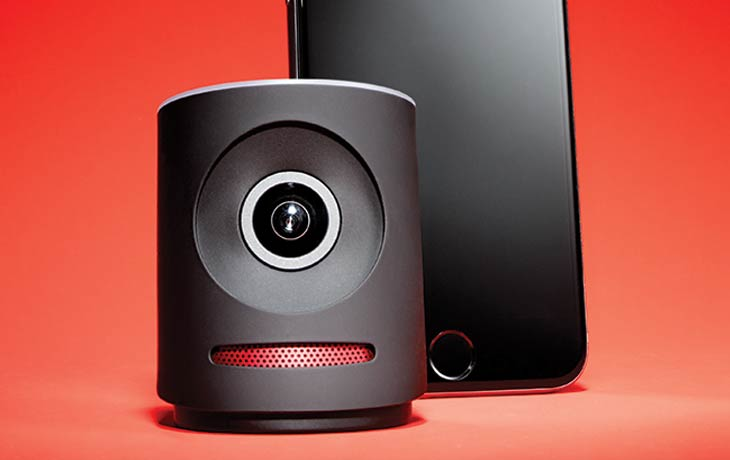 Live Streaming Video Camera