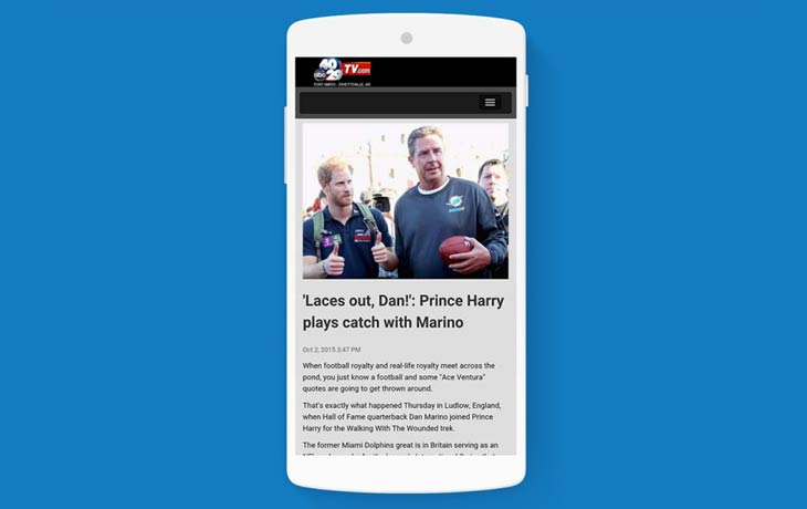 Google Introduced Accelerated Mobile Pages