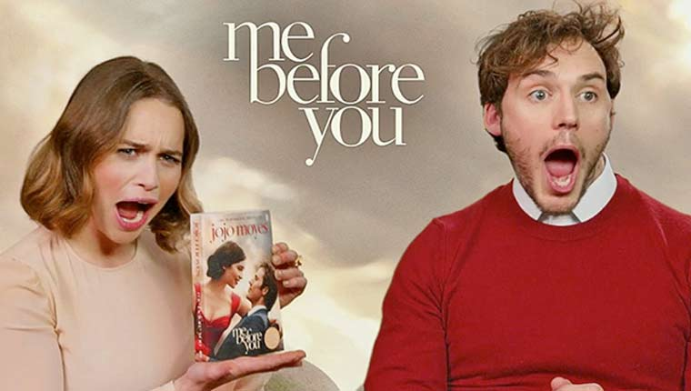 Me Before You Film Review Trailer Book