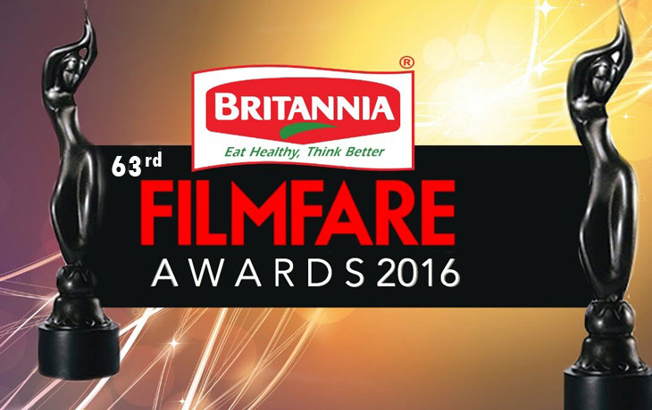 63rd Filmfare Awards 2016 | Malayalam Movies