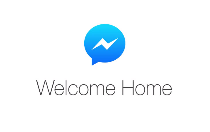 Messenger Update for iOS users with Home button