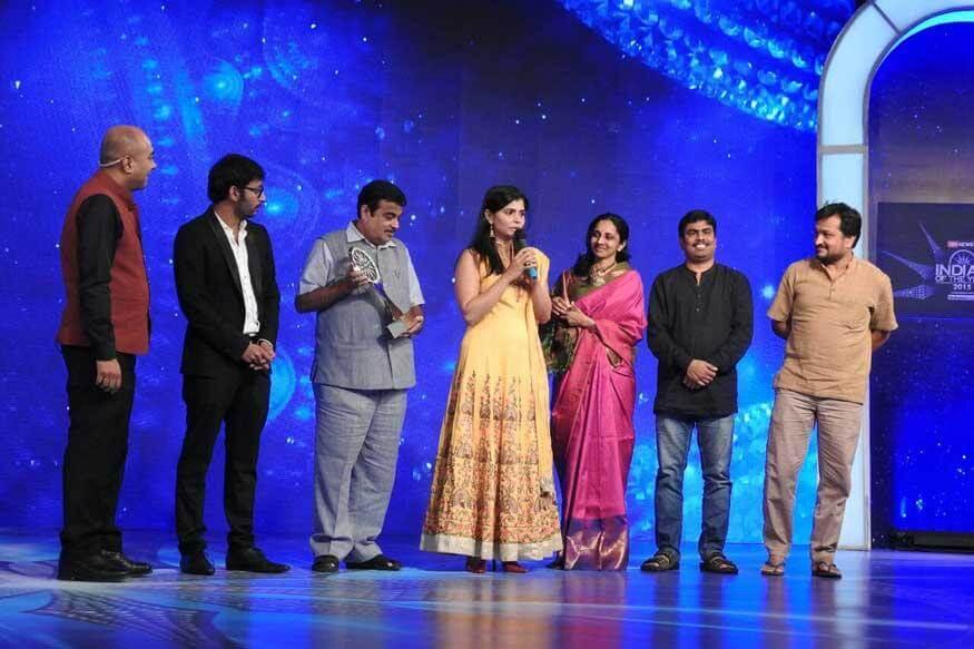 RJ Balaji Speech After receiving the -Indian of the Year- Award