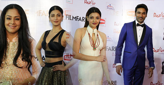 Tamil Filmfare Awards Nominations Launched