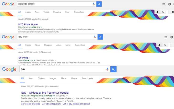 google gay pride 2016
