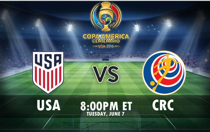 United States vs Costa Rica