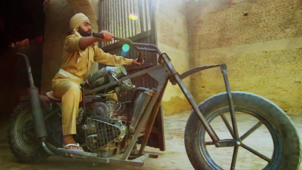 Punjabi Movie Bambukat Movie review