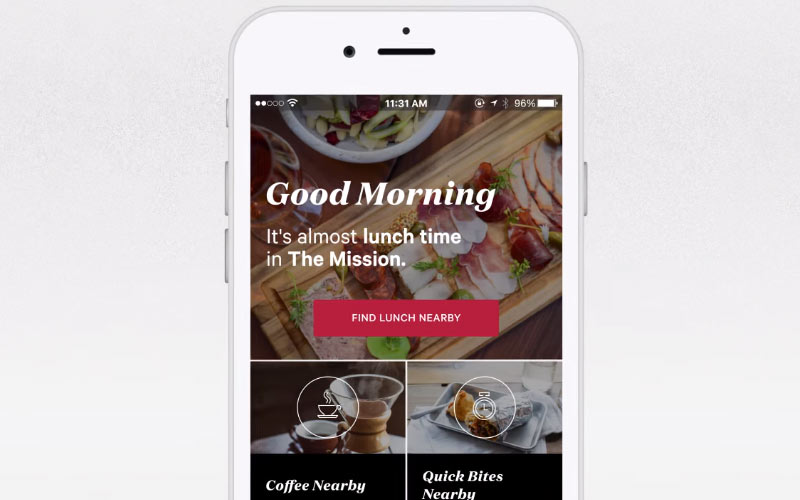 Google Zagat app is Releases with New design for iOS