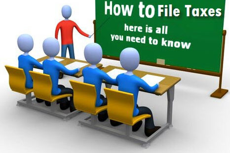 How to e-File Income Tax Returns