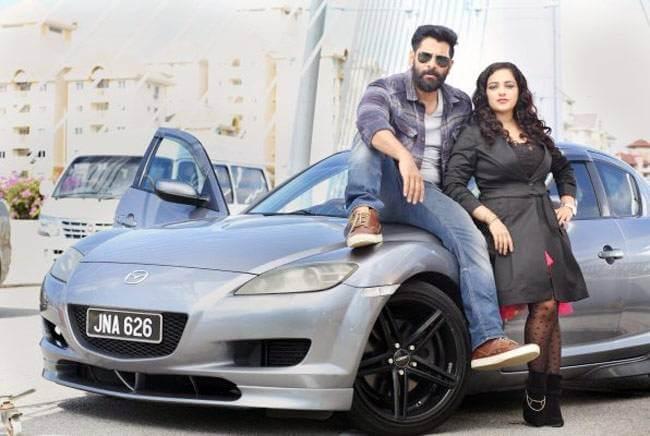 Iru Mugan Movie Audio Launch
