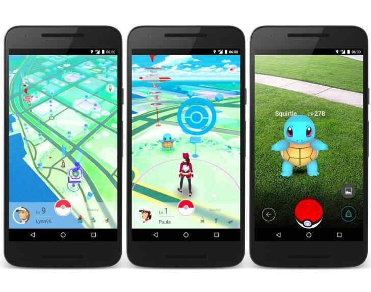 PokeFit Fitness App for Pokemon Go