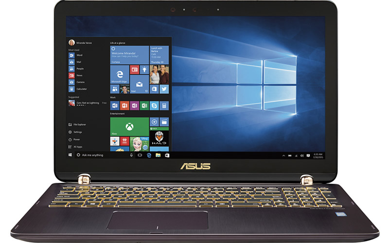 ASUS Q524 - Windows 10 PC Anniversary Offers