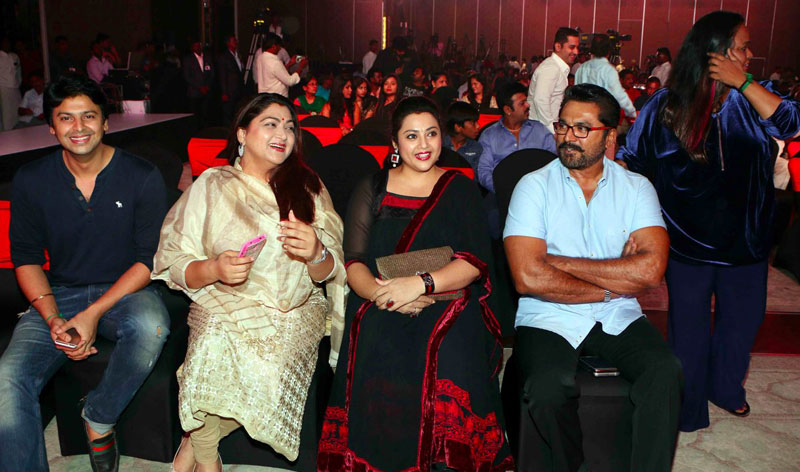 Chepauk Super Gillies Anthem Song launch event
