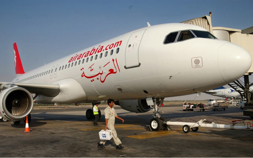 EMI payment offer for Air Arabia Indian passengers