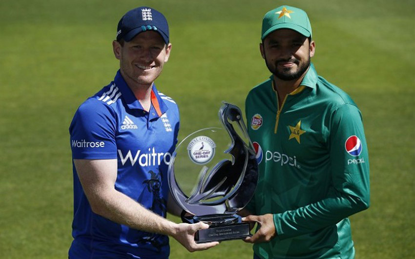 England vs Pakistan ODI Cricket Series Live Streaming Online and TV