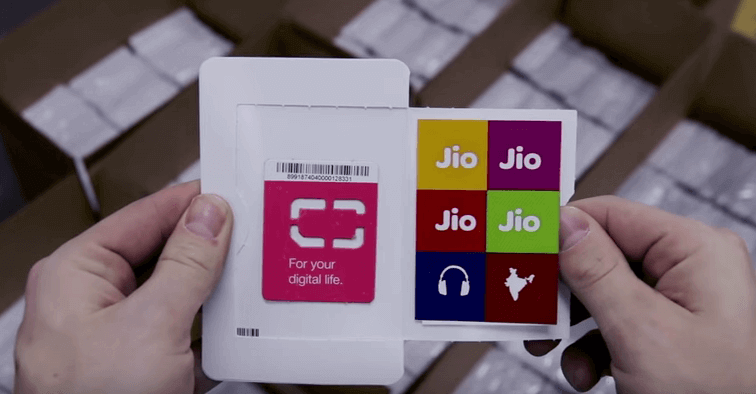 Reliance Jio LYF Smartphone