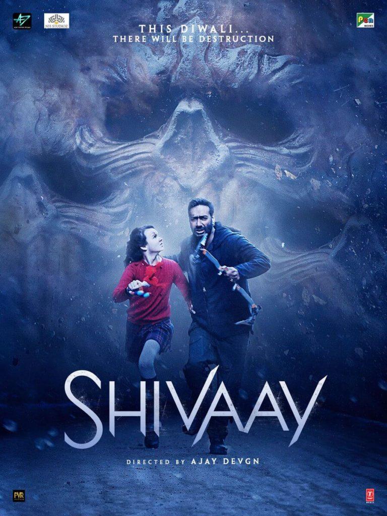 Shivaay Movie Trailer
