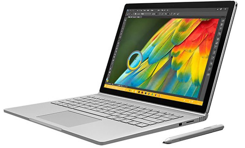 Surface Book i5 128 GB Windows 10 PC Anniversary Offers