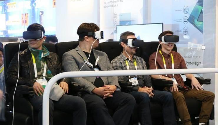 Watch Rio Olympics in Gear VR 2016