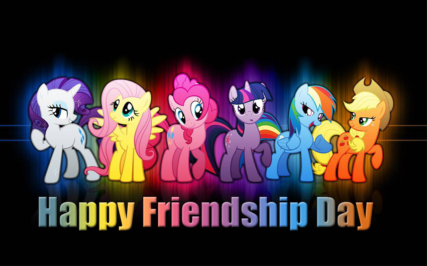 Happy Friendship Day 2016