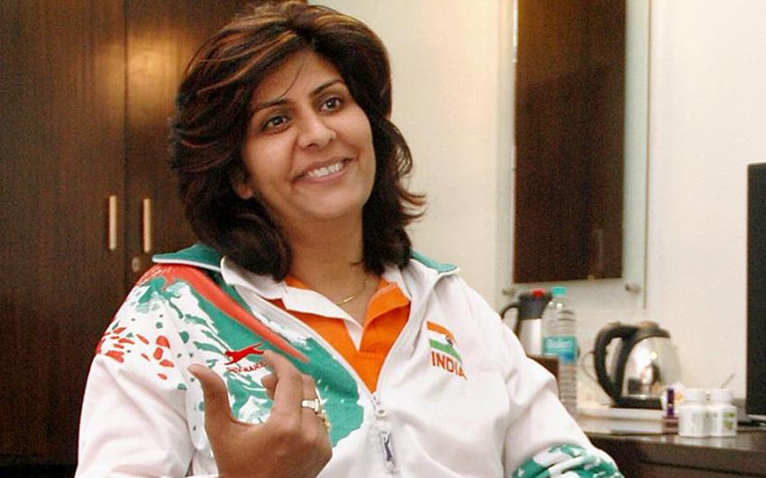 Deepa Malik wins Silver Medal in Women's Shot Put