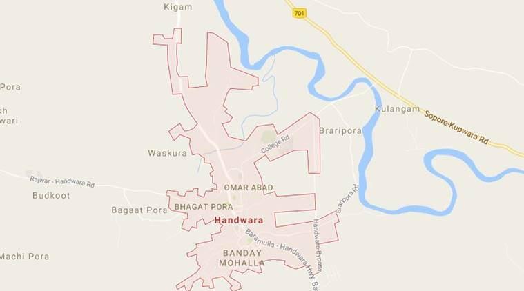 handwara encounter