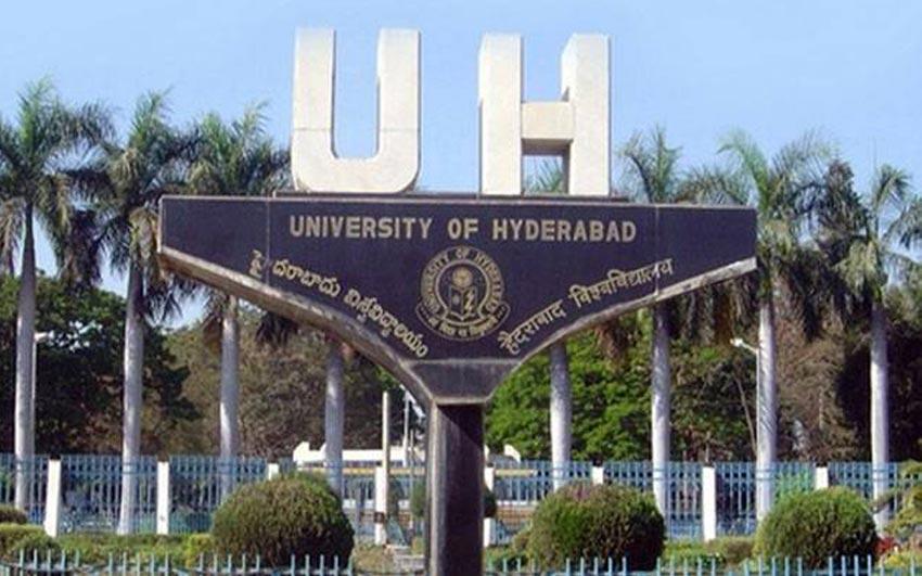 Hyderabad university student Hangs in Hostel Room