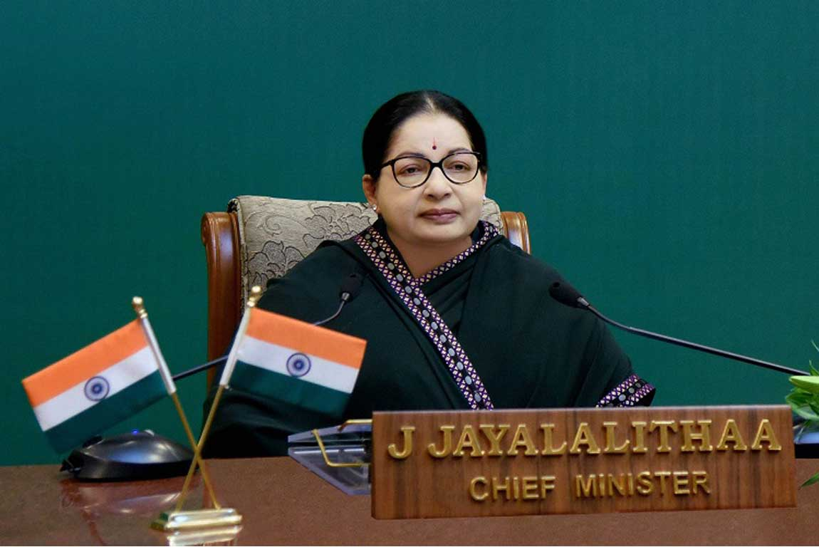 Jayalalithaa admitted to Apollo hospital