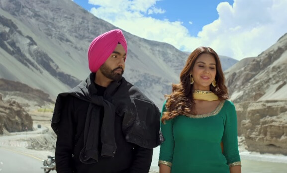 Nikka Zaildar Movie Review Songs