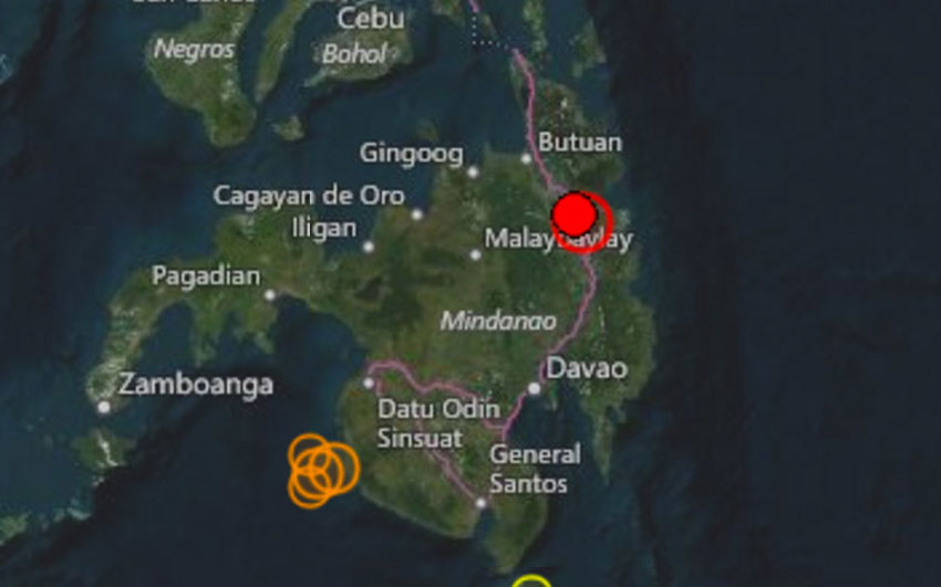 Philippines Earthquake: A Magnitude 5.9 hits in Mindanao