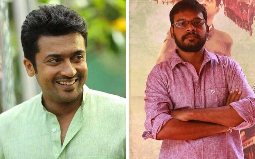 Suriya 36 to team up with the 'Joker' director Raju Murugan
