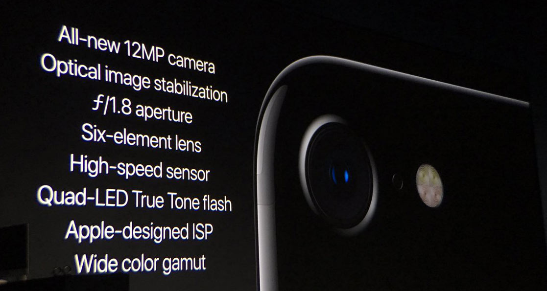 iphone 7 plus specifications