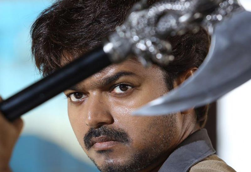 Bairavaa Teaser Release and Latest Ilayathapapathy Vijay Image