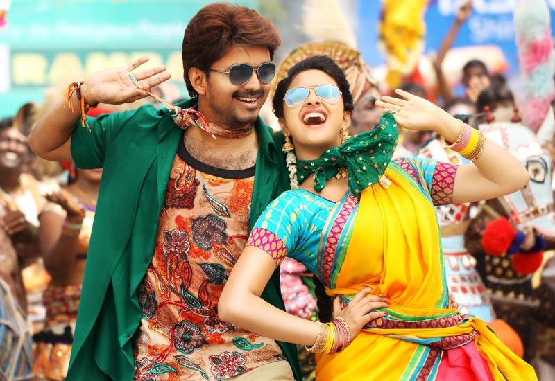 Pattaya Kelappu: Vijay's Bairavaa Song Released Online