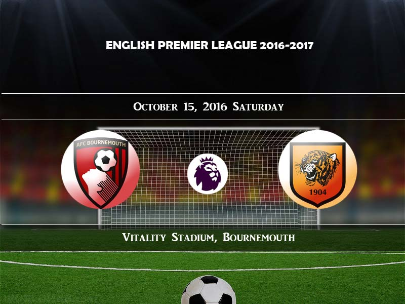 AFC Bournemouth vs Hull City