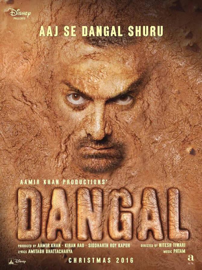 Dangal Trailer Looks