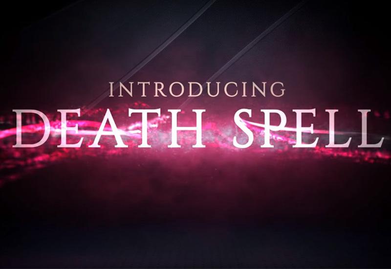 final fantasy xv Death Spell