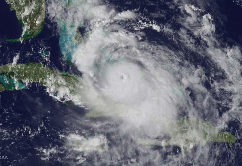 Hurricane Matthew Storm