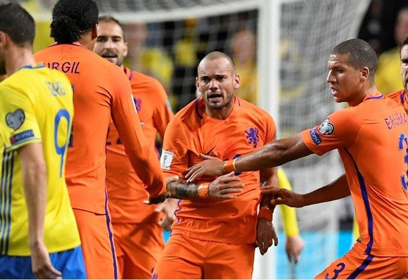 Netherlands vs Belarus