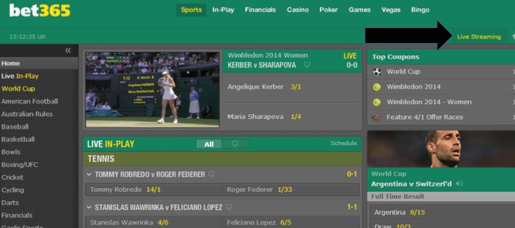 Jo-Wilfried Tsonga v Alexander Zverev Match Live Streaming