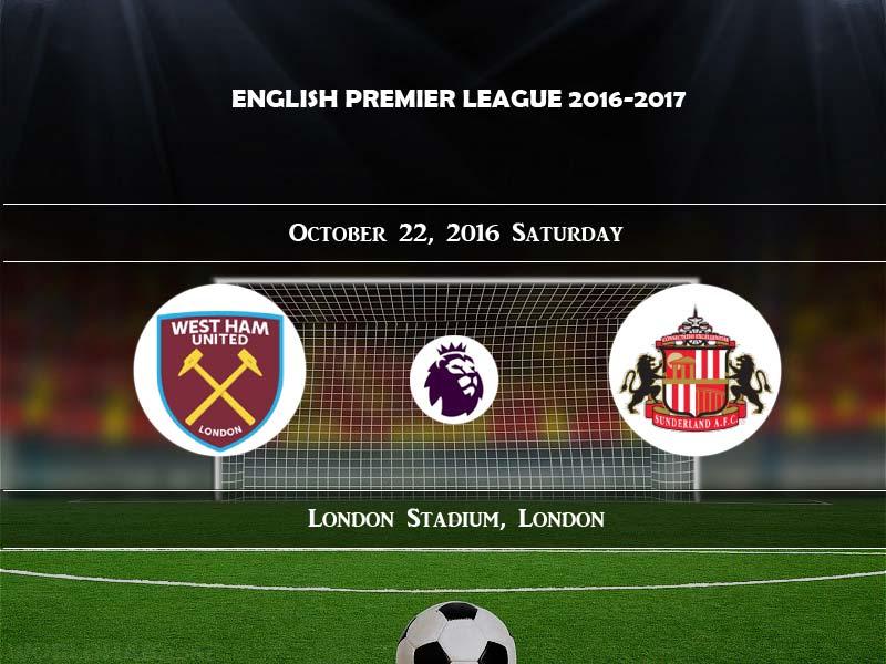West Ham United vs Sunderland