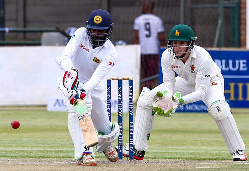 2nd Test Zimbabwe vs Sri Lanka Live Streaming Online